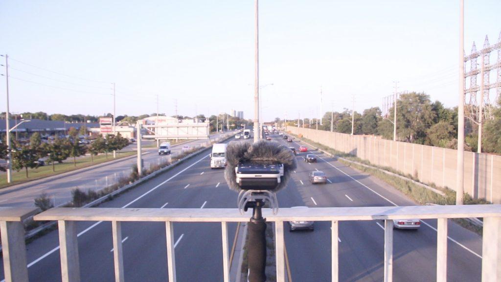 Highway Traffic - Free Sound Effect - QEW Toronto