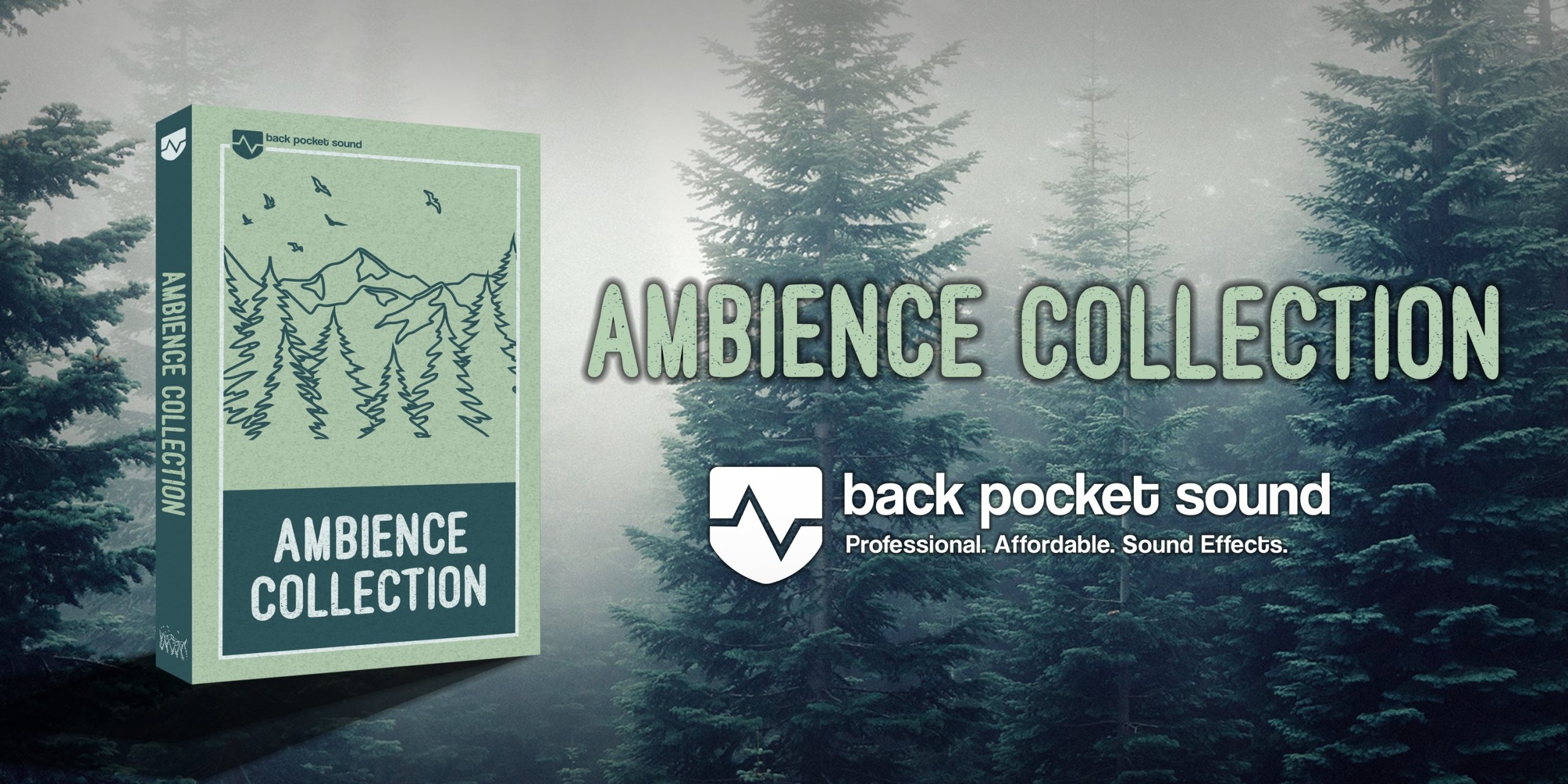 Back Pocket Sound - Ambience Collection
