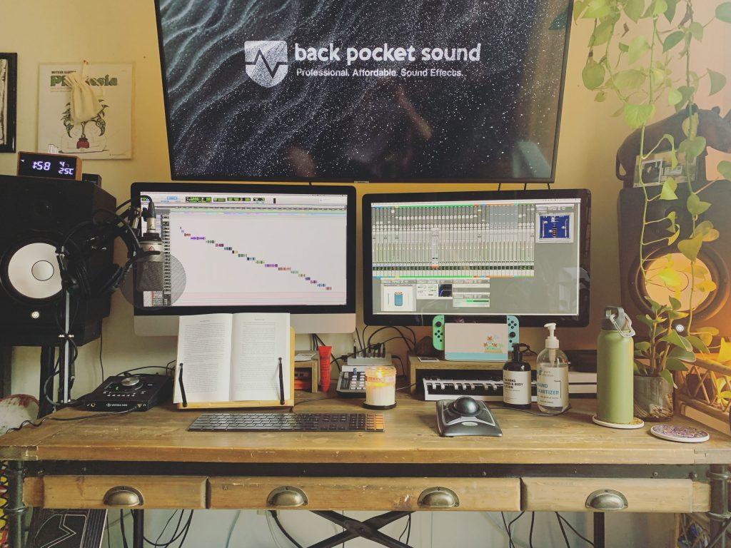 Back Pocket Sound - Services