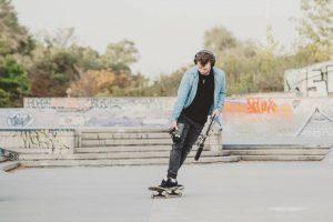Skateboarding - Free Sound Pack