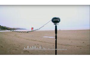 Desolate Lake - Fall Ambience