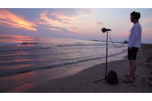 Lake Huron - Warm Summer Evening - Free Ambience Recording