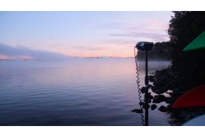 Quiet Lake Ambience - HD Recordings