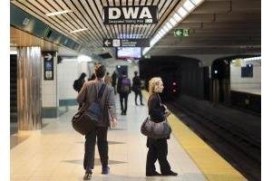 Subway Platform Ambience - Light Walla